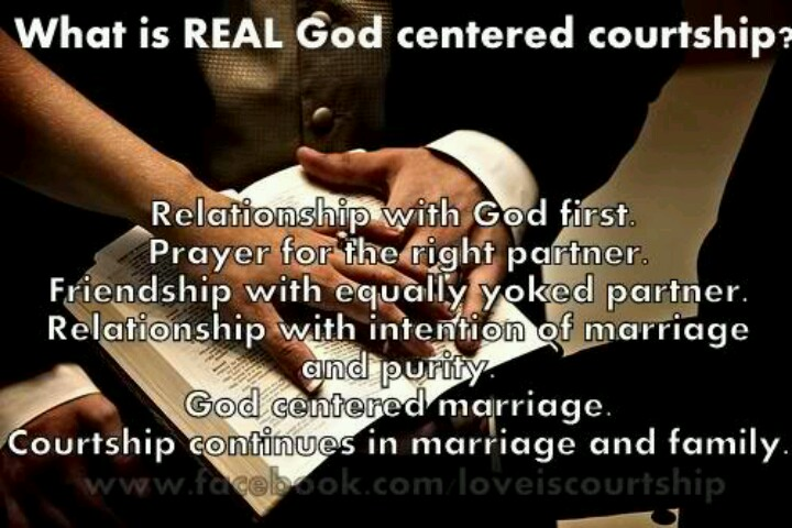 dating and courtship in christianity