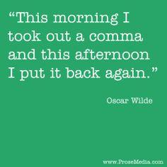 Oscar wilde essay