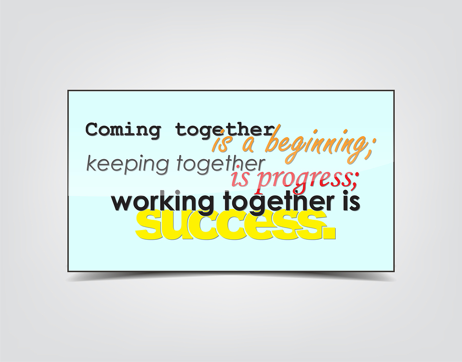 Quotes Together We Can Succeed: Together We Can Accomplish Quotes. QuotesGram