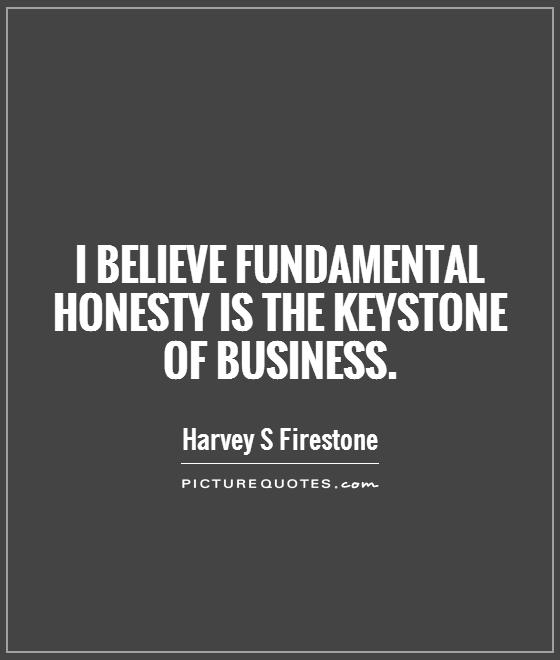 Trust In Business Quotes: Quotes About Honesty In Business. QuotesGram