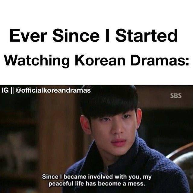 Korean Drama Quotes Funny Memes Quotesgram