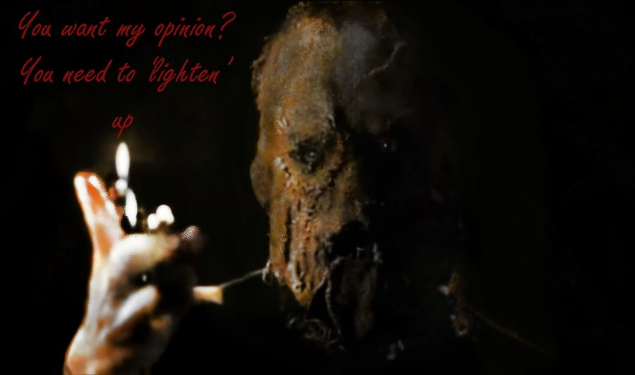 Scarecrow Batman Begins Quotes. QuotesGram