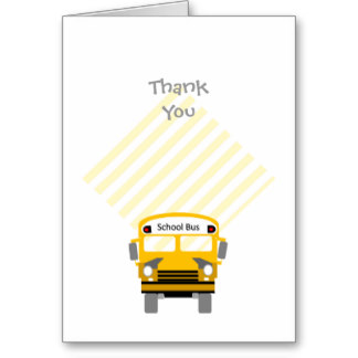 Dynamite image throughout bus driver thank you card printable