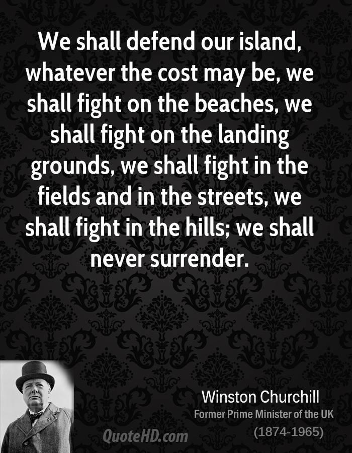 War Quotes Winston Churchill Quotesgram