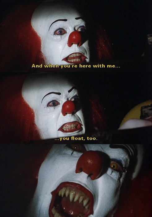Creepy Clown Quotes Quotesgram