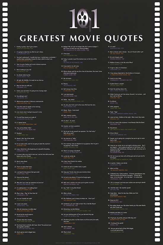 Great Horror Movie Quotes. QuotesGram