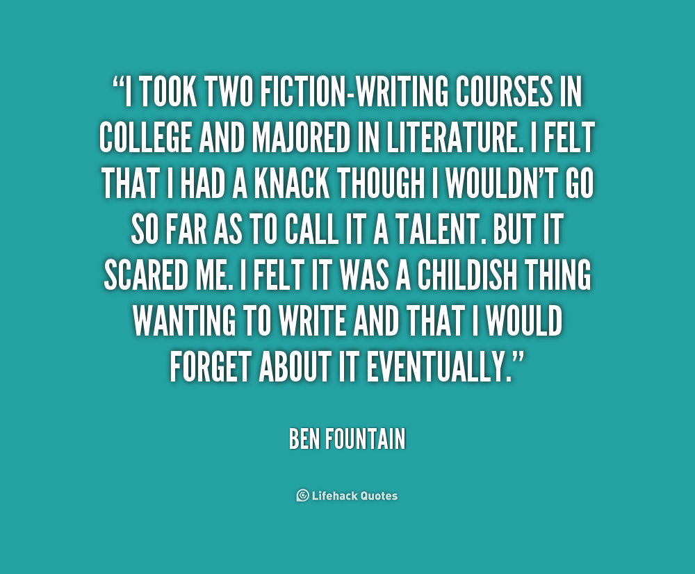 essay written by famous authors Looking at the intersection of literature, writing, and anthropology  one another as authors explore ways to  fiction were written by.