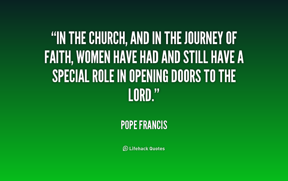 Quotes Pope Francis And Animals Quotesgram: Pope Francis Quotes On Women. QuotesGram