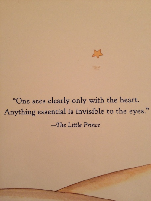 1 Quote Best Quotes Little Prince: The Little Prince Famous Quotes. QuotesGram
