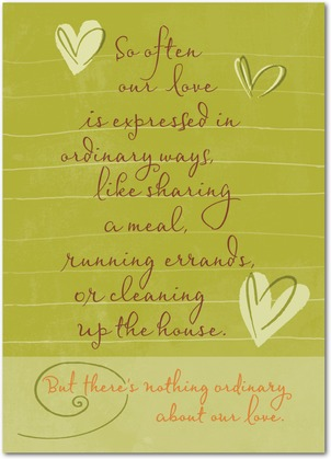 Love Quotes For Him On Greeting Cards : Love Hallmark Card Quotes. QuotesGram