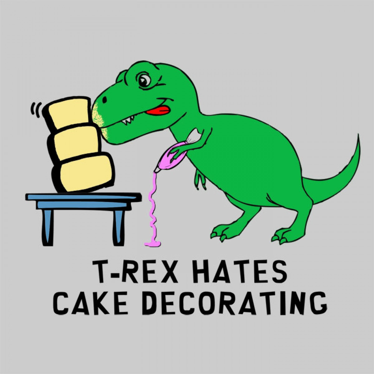 Mario Cake Joke