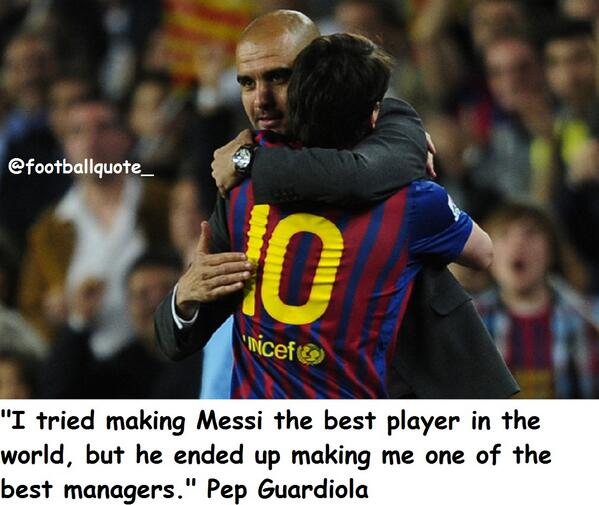 Famous Football Manager Quotes: Pep Guardiola Famous Quotes. QuotesGram