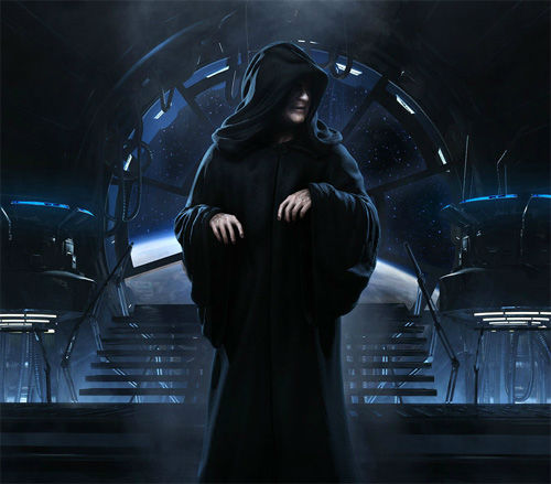 Palpatine Quotes: The Dark Side Palpatine Quotes. QuotesGram
