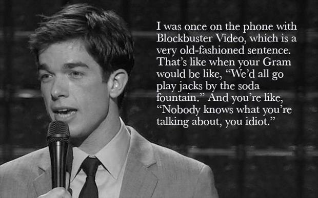 mulaney john quotes funny stand jokes comedians comedian comedy talking favorite quote hilarious inspirational knows killer memes motivational think dumpaday