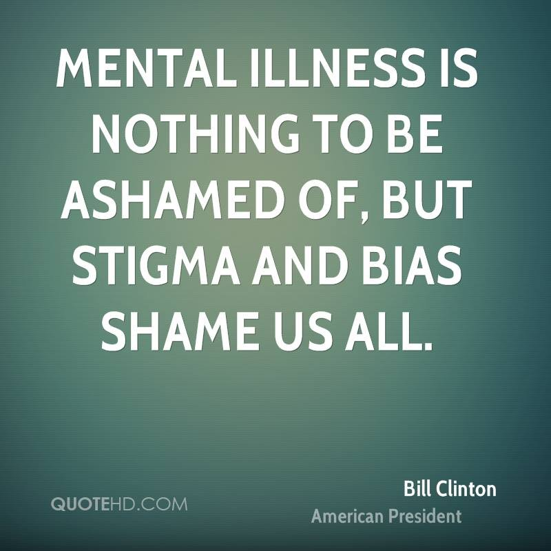 Inspirational Quotes Mental Health: Mental Health Stigma Quotes. QuotesGram