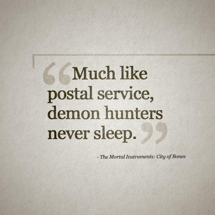 The mortal instruments | Geekery | Pinterest | Happenings ... |The Mortal Instruments City Of Bones Quotes