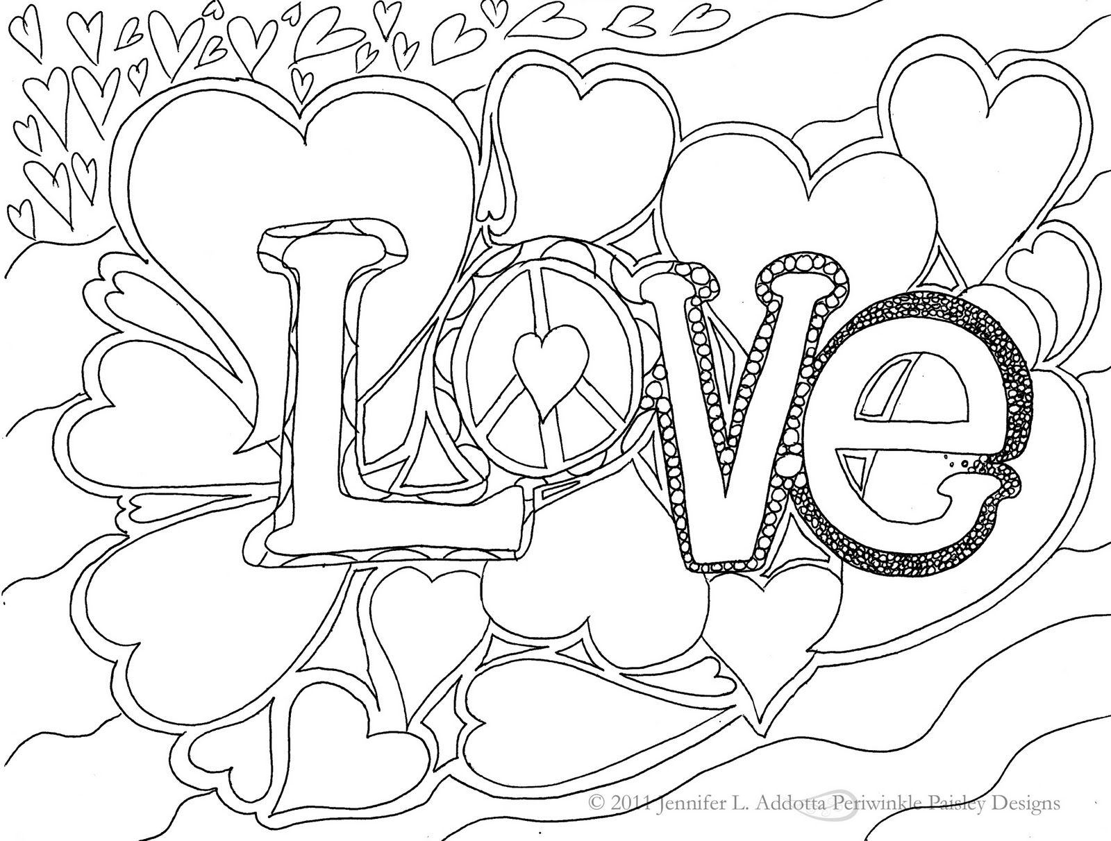 Coloring Pages Of Quotes Love. QuotesGram