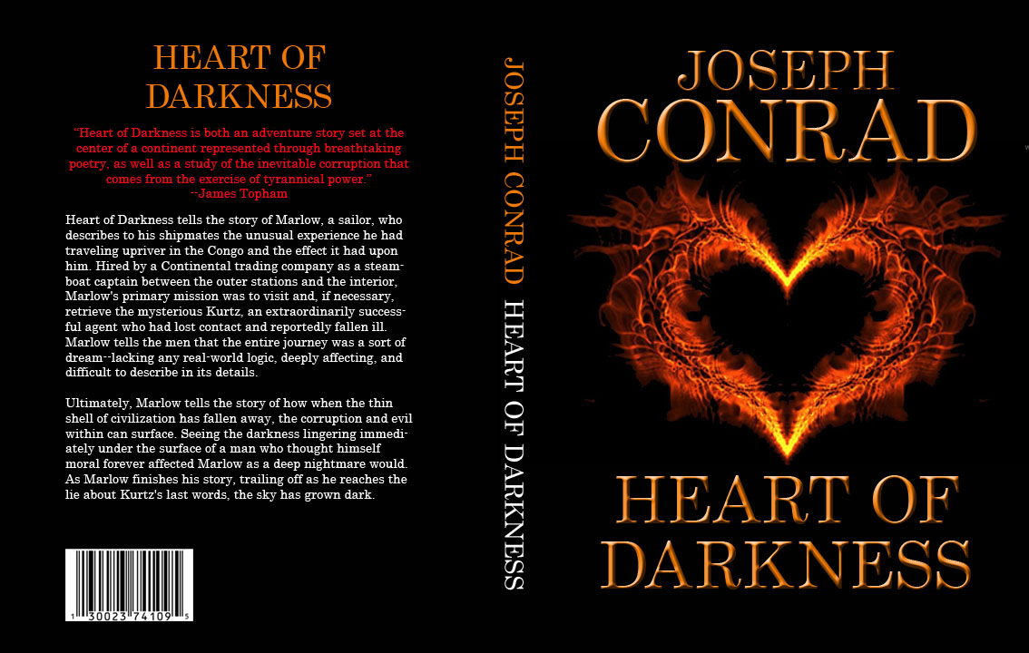 heart of darkness kurtz the unseen Everything you ever wanted to know about the quotes talking about good vs evil in heart of darkness, written by experts just for you skip to navigation skip to content  not to mr kurtz, who, i was ready to admit, was as good as buried  the smell of the damp earth, the unseen presence of victorious corruption, and the darkness of an.
