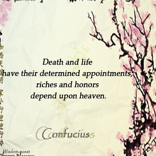 Death And Life Quotes And Sayings. QuotesGram