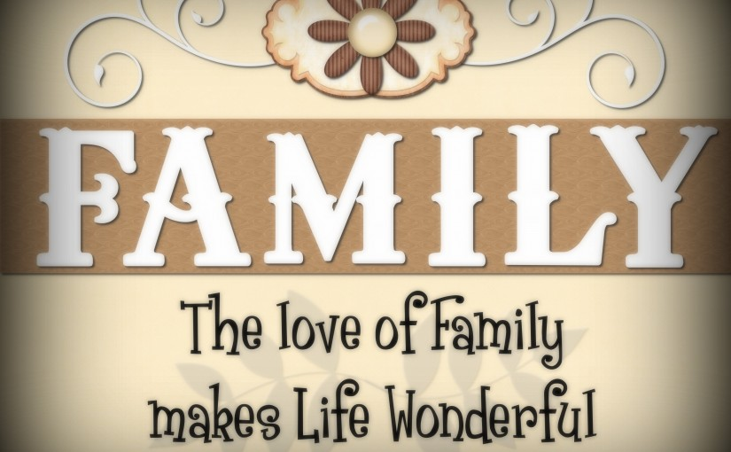 Cute Family Quotes For...
