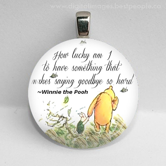 Pooh Quote About Saying Goodbye: Winnie The Pooh Quotes Fare Well. QuotesGram