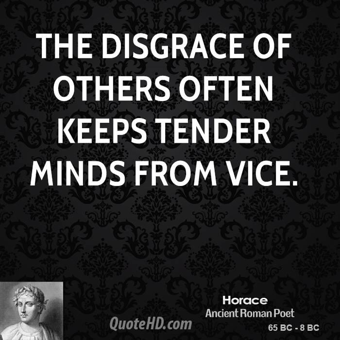 Horace Mann Quotes: Horace Quotes. QuotesGram
