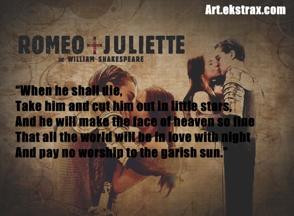 good quotes from romeo and juliet for essays Romeo and juliet = the tragedy of romeo and juliet, william shakespeare romeo and juliet is a tragedy written by william shakespeare early in his career about two young star-crossed lovers whose deaths ultimately reconcile their feuding families.