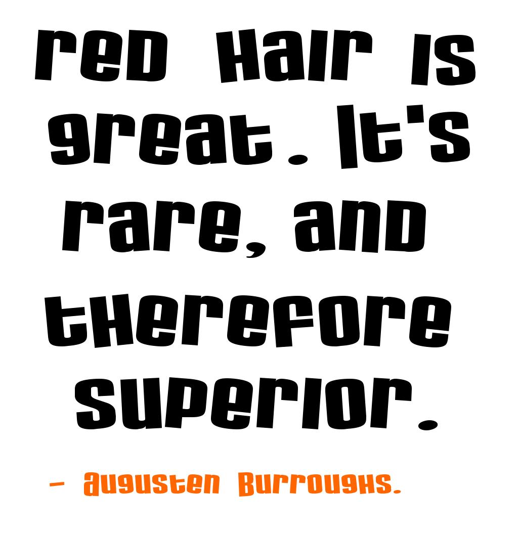Ginger Jokes - Redhead Jokes