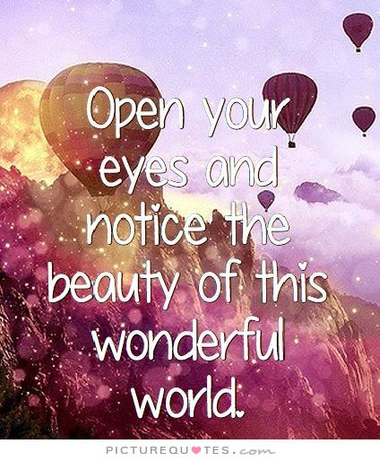 Quotes About People Who Notice: Wonderful Quotes. QuotesGram