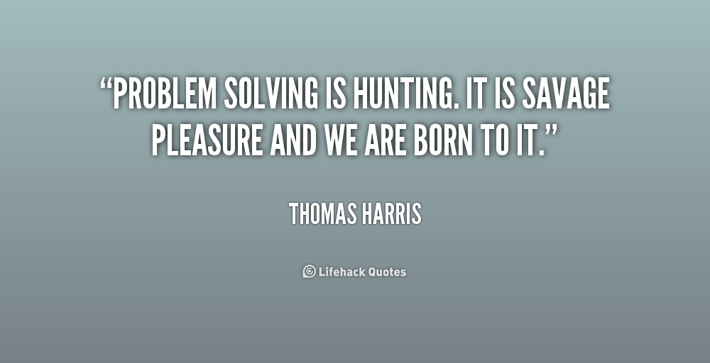 Quotes About Problem S...