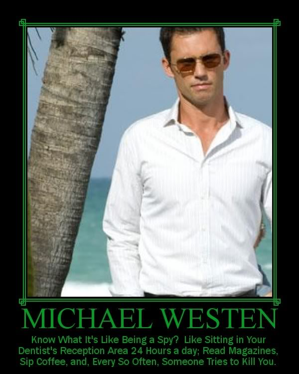 Quotes About People Who Notice: Michael Weston Quotes. QuotesGram