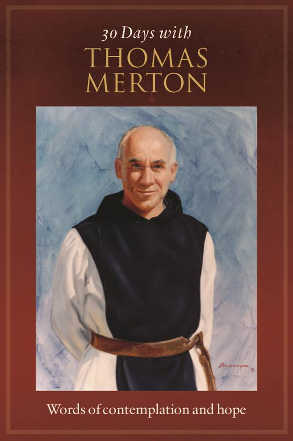 the beliefs of thomas merton and mahatma gandhi