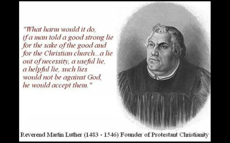 A biography of martin luther a religious leader