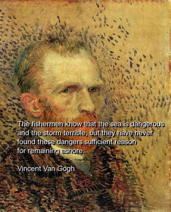 Vincent Van Gogh Quotes: Van Gogh Quotes Tattoos. QuotesGram