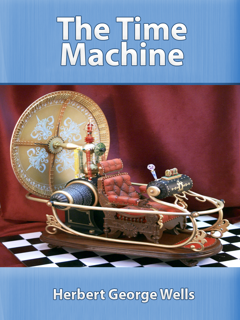 An argument about time travelling in the time machine by hg wells