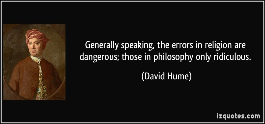 about david hume