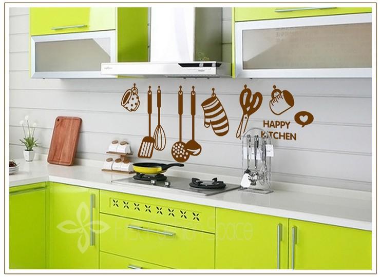 Kitchen pig chalkboard quotes quotesgram - Sticker per cucina ...