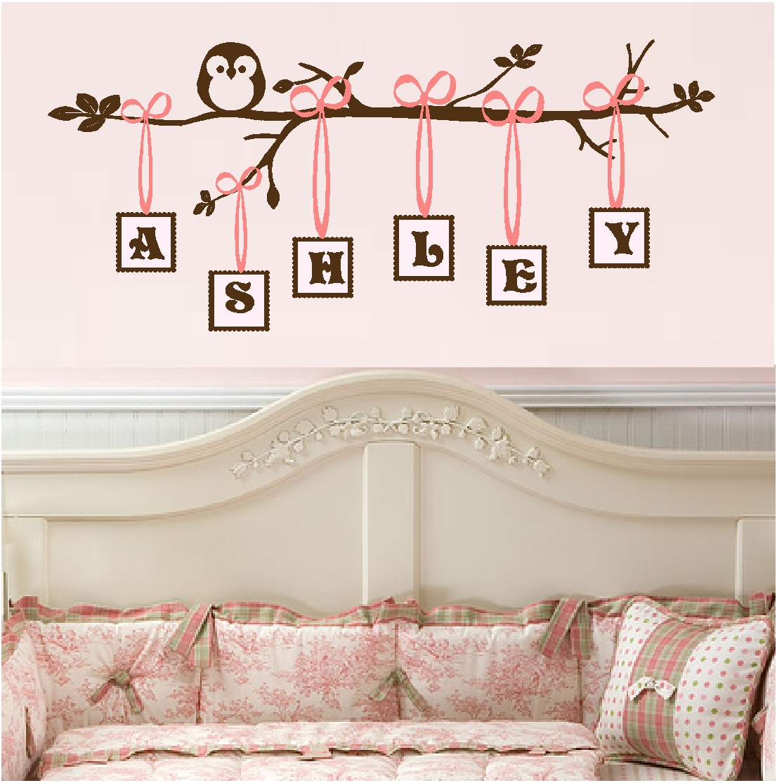 All You Need is Sleep Eyelash Family Inspirational Wall Stickers Quotes Wall Sticker Motivational Wall Decals Home Decor for Kids Baby Girls Women Nursery Living Room Bedroom Bathroom