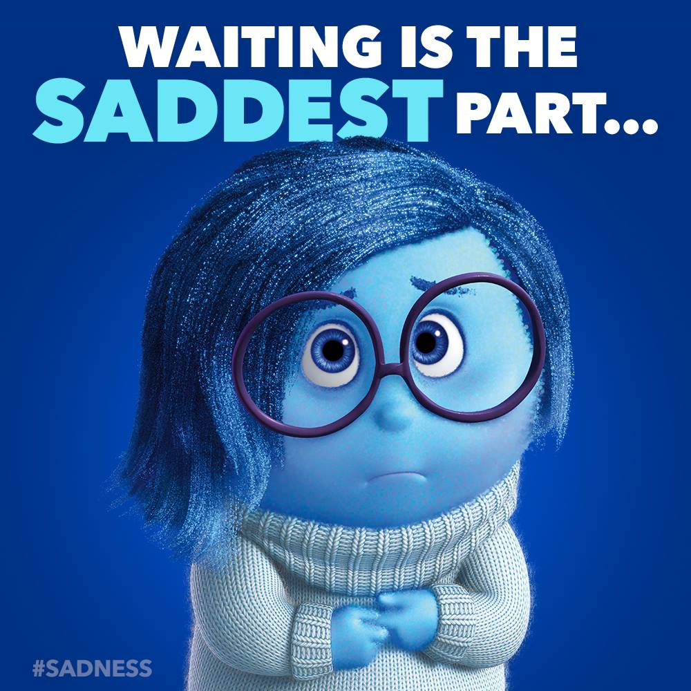 Saying Quotes About Sadness: Inside Out Pixar Sadness Quotes. QuotesGram