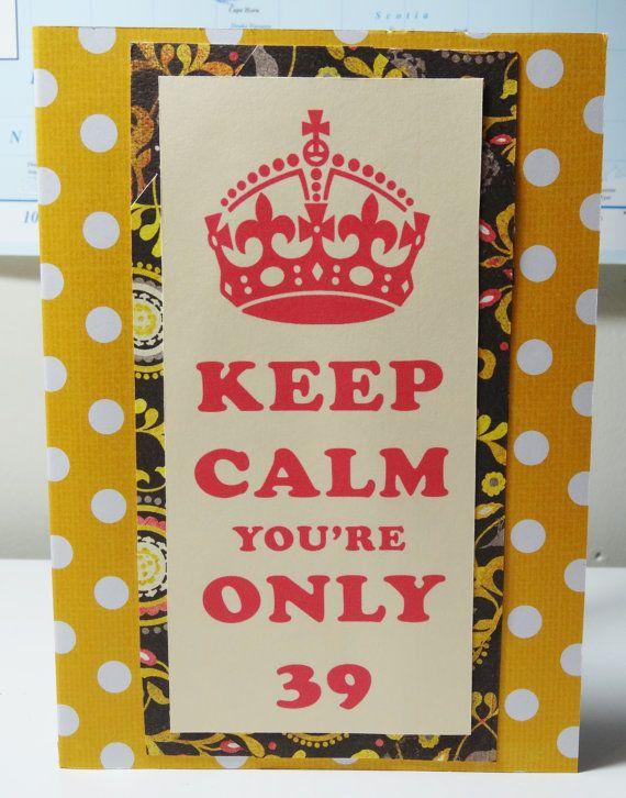 Happy 39th Birthday Quotes Quotesgram