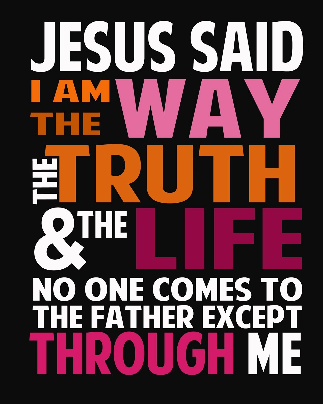 Jesus Is The Way Quotes. QuotesGram