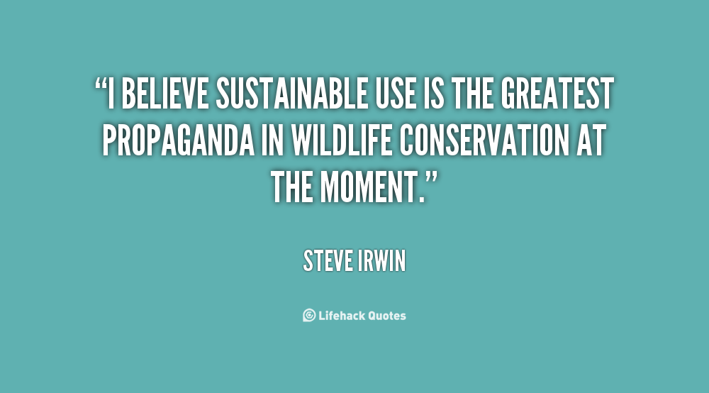 Wildlife Conservation ...