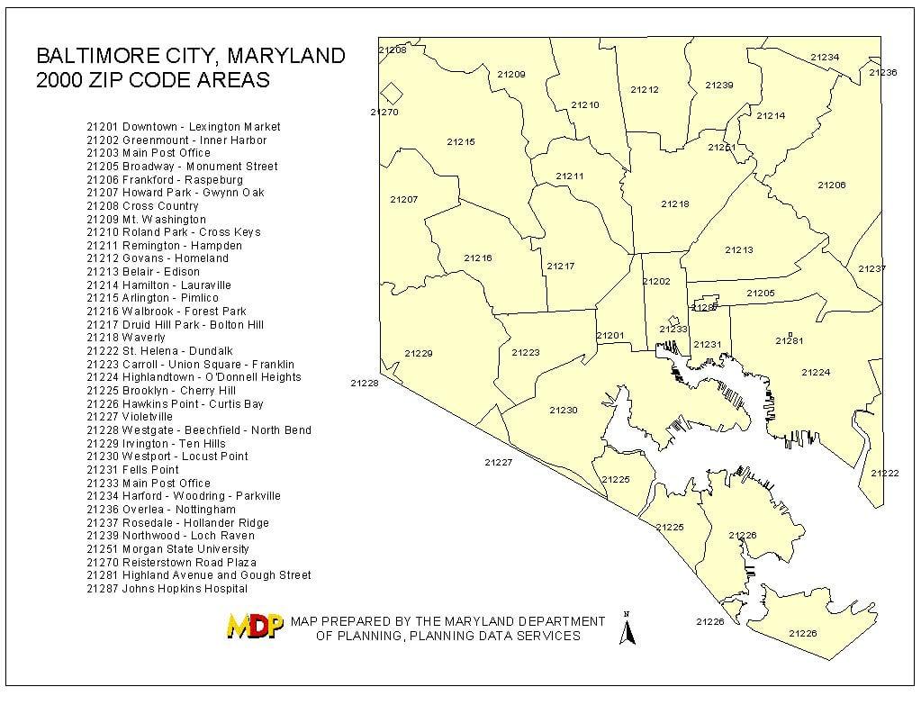 baltimore md zip code map Zip Code Quotes Quotesgram baltimore md zip code map