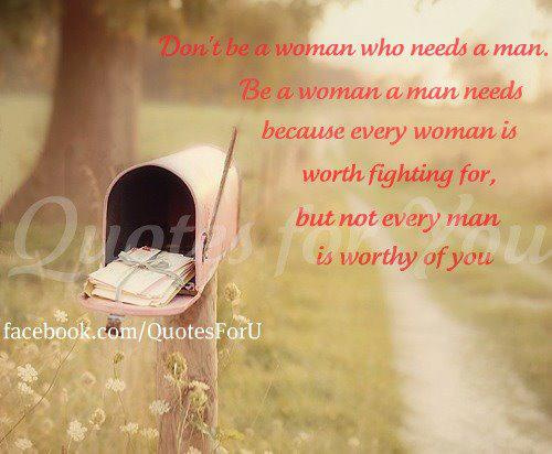 Women Dont Need A Man Quotes. QuotesGram