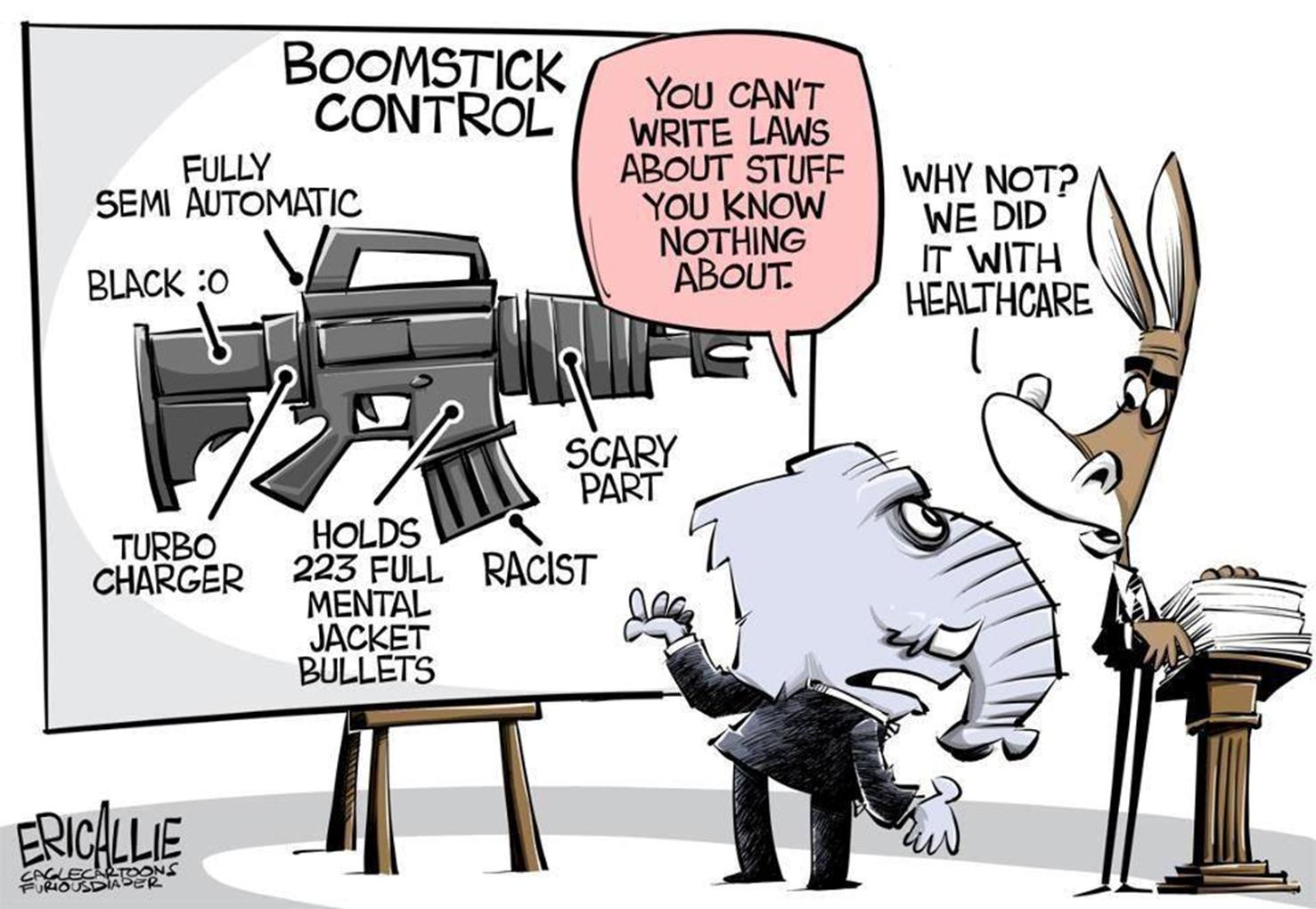 Good essay titles about opposing gun control