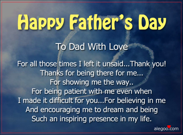 Sweet Quotes For Dad. QuotesGram