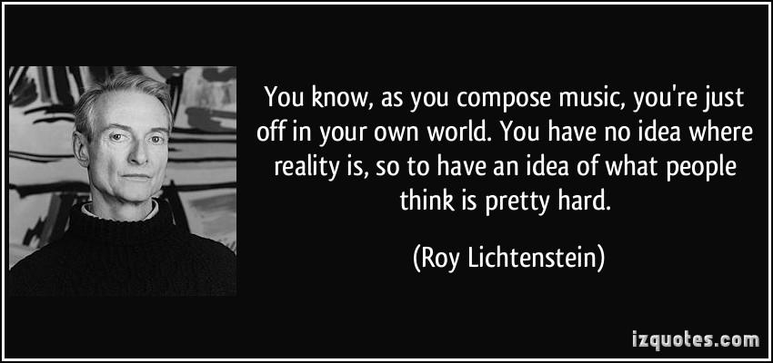 Own World Quotes. QuotesGram