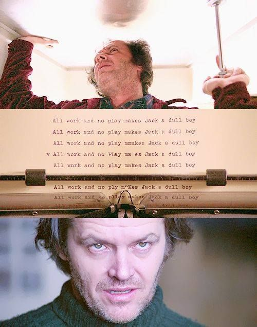 quotes from movie the shining quotesgram