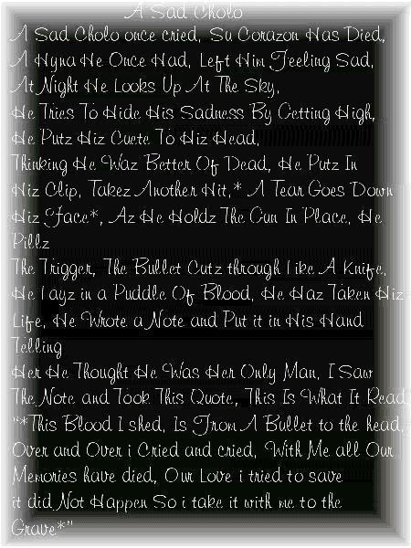 Cholo Love Quotes. QuotesGram