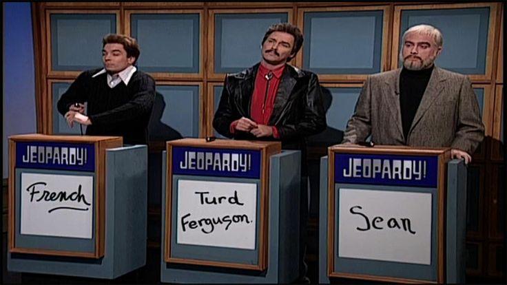snl celebrity jeopardy burt reynolds video № 252443